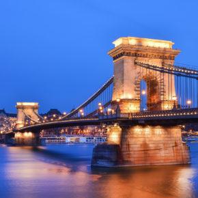 Budapest: 2 Tage im 4* Hotel inkl. Thermeneintritt nur 33€