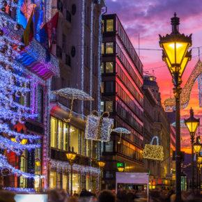 Wochenendtrip ins weihnachtliche Budapest: 2 Tage im zentralen 4* Hotel mit Frühstück nur 20€