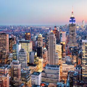 8 Tage New York im guten 3* Hotel zentral auf dem Time Square mit Direktflug nur 613€