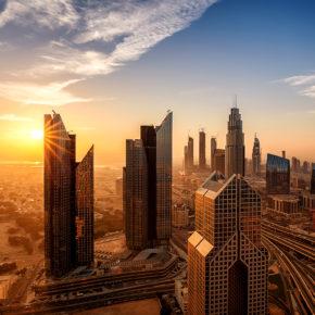 Megametropole Dubai: 7 Tage im TOP 4* Hotel inkl. Frühstück, Flug & Transfer für 493€