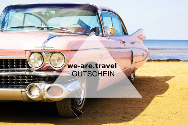 we-are.travel-Gutschein