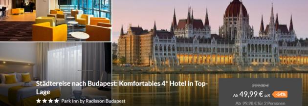 3 Tage Budapest