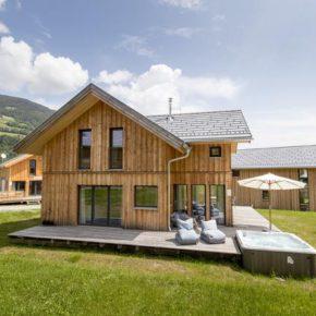 Neueröffnung: Ferienvilla in der Steiermark mit Jacuzzi & Sauna nur 162€ p.P.