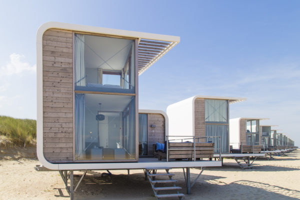 Strandweelde Strandhaus Einzelansicht