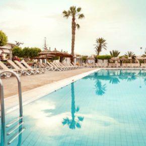 Sun Connect Aqua Blu Resort Poollandschaft