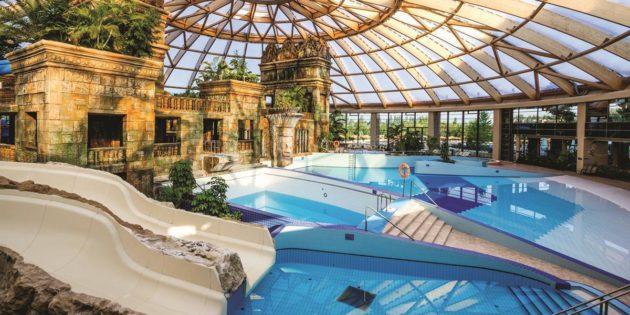 Aquaworld Resort Budapest Pool