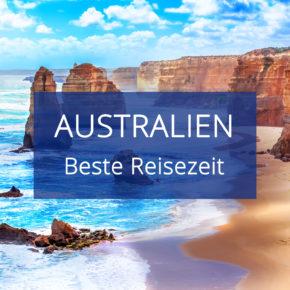 Beste Reisezeit für Australien: Klima & Wetter