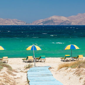 Griechenland im Sommer: 8 Tage auf Kos mit Apartment am Meer & Flug nur 116€