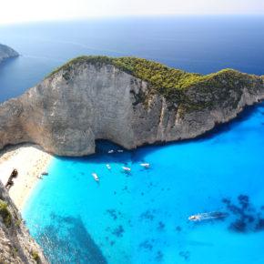 Frühbucher Traumurlaub: 8 Tage auf Zakynthos mit tollem 4* Hotel & Flug nur 161€