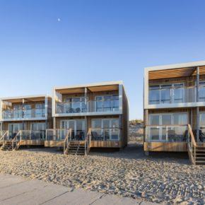 Stylische Beach-Villa in Südholland: 5 Tage Nordsee in Hoek van Holland ab 31€ p.P.