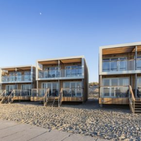 Stylische Beach-Villa in Südholland: 5 Tage Nordsee in Hoek van Holland ab 46€ p.P.