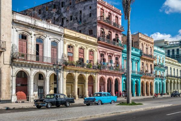 Kuba Havana Altstadt