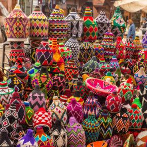 Kurztrip nach Marrakesch: 4 Tage mit stylischer, zentraler TOP Unterkunft, Pool & Flug nur 114€