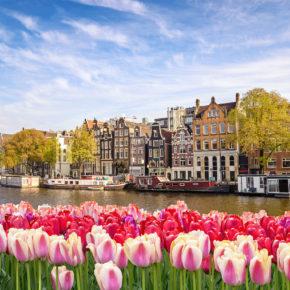 Exklusiver Amsterdam-Gutschein: 3 Tage im 4* Hotel inkl. Frühstück ab 84,99€