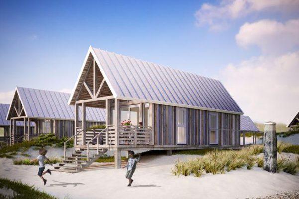 Strandhaus Nieuwvliet Bad