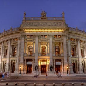 Österreich Wien Burgtheater