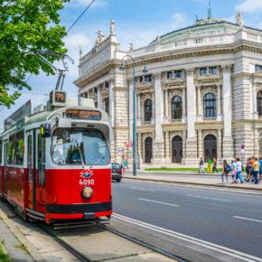 Übers Wochenende: 3 Tage in Wien im 4* Hotel für 75€