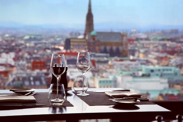 Österreich Wien Restaurant Kathedrale