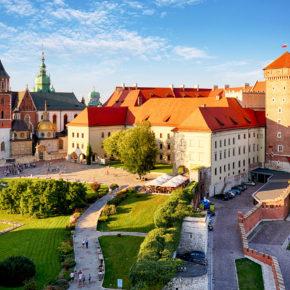 Städtetrip nach Polen: Flüge nach Krakau nur 7€