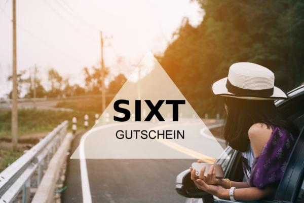Sixt Gutschein