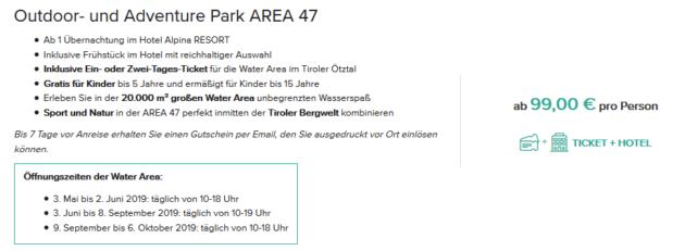 2 Tage Area 47
