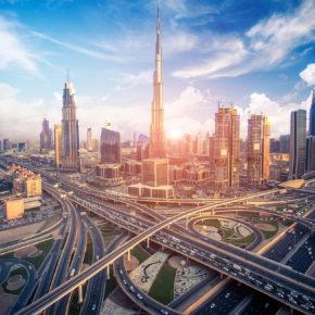 Unglaublich günstig: Direktflüge nach Dubai nur 50€