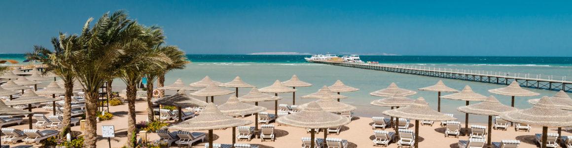 Frühbucher Ägypten: 7 Tage Hurghada im TOP 5* Hotel mit All Inclusive, Flug & Transfer nur 377€