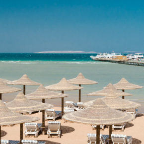 Luxus in Marsa Alam: 7 Tage im TOP 5* All Inclusive Albatros Hotel mit Flug & Transfer nur 433€