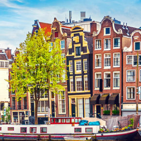 Amsterdam: Tagestrip mit Hin- & Rückflug nur 47€