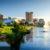 Australien Adelaide Skyline