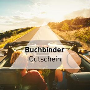 Buchbinder Gutschein: Spart [v_value] auf Eure Mietwagen-Buchung