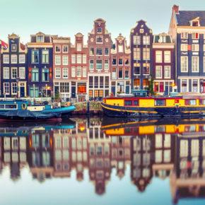 Sommer Schnäppchen: Hin- & Rückflüge nach Amsterdam nur 37€