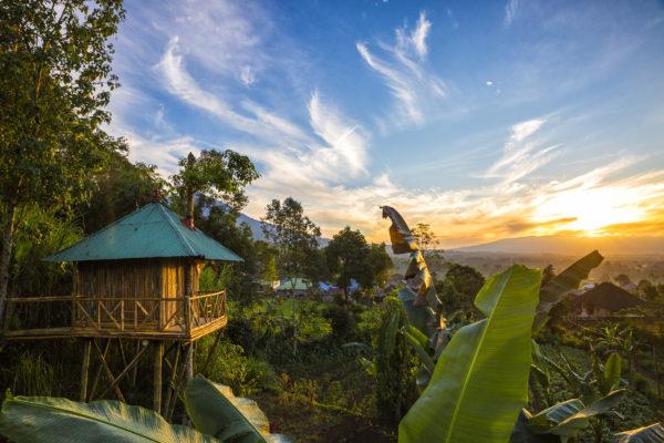 Bali Sonnenaufgang