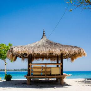 Bali: 14 Tage auf Gili Air in toller Unterkunft inkl. Flug für 457€