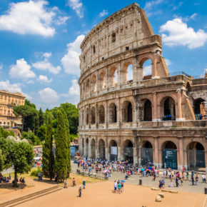 Wochenende in Rom: 3 Tage Städtetrip mit Unterkunft, Frühstück & Flug nur 61€