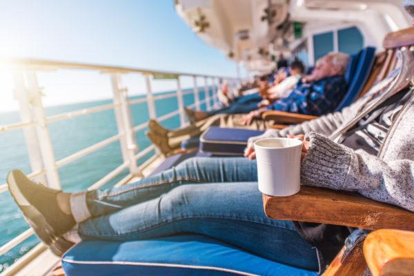 Kreuzfahrt Schiff Passagiere