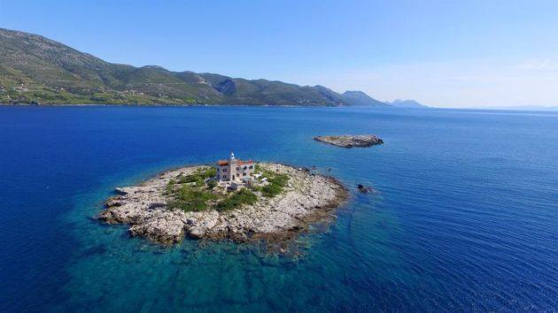 Leuchtturm Korcula Insel