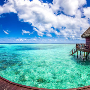 Ab auf die Malediven: Hin- und Rückflug ins Paradies inkl. Gepäck nur 485€