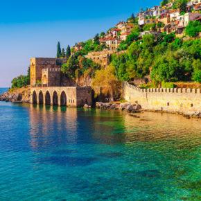 Türkei Kracher: 7 Tage Alanya im 3* Hotel mit All Inclusive, Flug & Transfer nur 185€