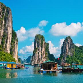 Vietnam Tipps: Die beliebtesten Destinationen & schönsten Sehenswürdigkeiten