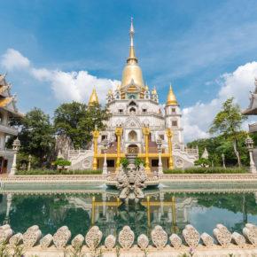 Rundreise-Abenteuer: 13 Tage durch Kambodscha & Vietnam mit Flug & Bus nur 428€