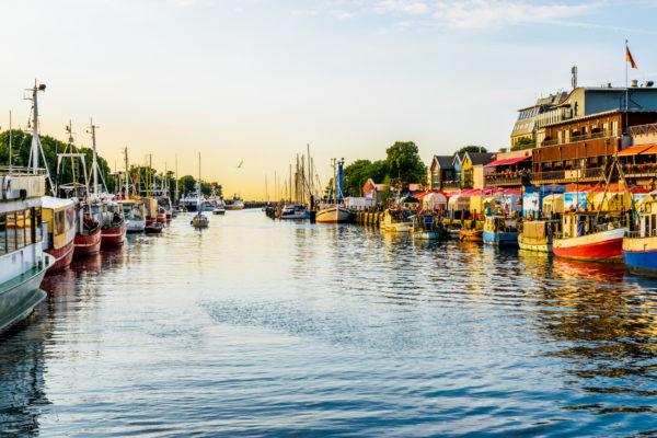 Warnemünde Kanal