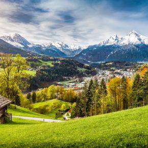 Wochenende am Königssee: 2 Tage im 3* Hotel mit Frühstück in Berchtesgaden nur 37,50€