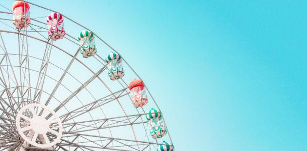 Freizeitpark Riesenrad