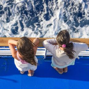 Kreuzfahrten mit Kindern: Informationen & günstige Angebote für die ganze Familie
