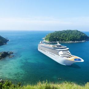 2021 Traumreise: 8 Tage Kreuzfahrt durchs Mittelmeer mit Vollpension ab 405€