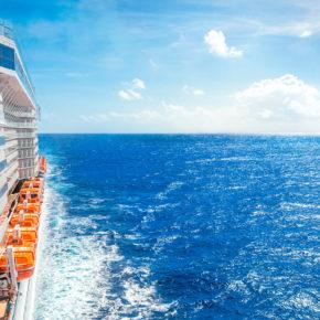 Kreuzfahrt: 4 Tage westliches Mittelmeer mit Vollpension nur 139€