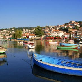Nordmazedonien: 8 Tage am Ohridsee mit Unterkunft & Flug nur 48€
