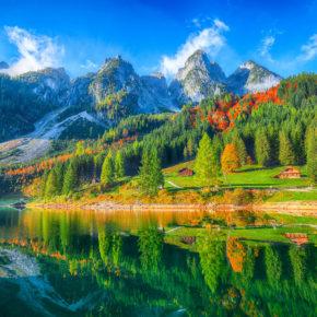 Österreich am Wochenende: 3 Tage am Dachstein im TOP 3* Hotel inkl. Halbpension & Sauna nur 95€