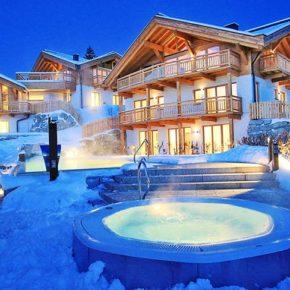 Leutaschklamm in Tirol: 3 Tage im guten 4* Hotel mit Halbpension & Wellness ab 199€